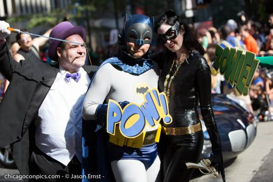 DragonCon 2014 Parade